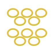 Kit 10 anéis de vedação para Cápsula Tostio