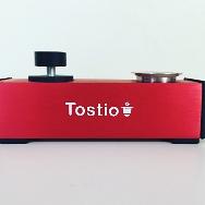 Kit Carregador pistão + Suporte para Cápsula Tostio Nespresso