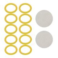 Kit de Reposição anéis + filtros para Cápsula Tostio Nespresso