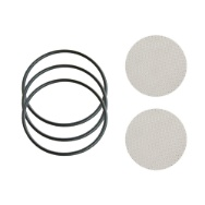 Kit de Reposição anéis + filtros para Cápsula Tostio Dolce Gusto