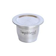Cápsula Reutilizável Tostio Alumínio compatível com Sistema Nespresso