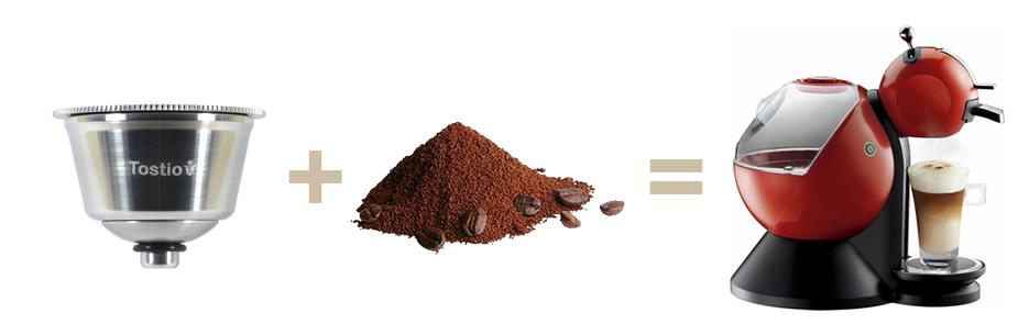 Como utilizar a cápsula Tostio em sua Nespresso